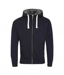 Image 1 of AWDis Unisex Fur Lined Chunky Zoodie