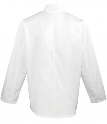 Image 2 of Premier Long Sleeve Chef's Jacket