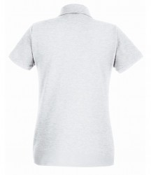 Image 2 of Fruit of the Loom Lady-Fit Premium Cotton Piqué Polo Shirt