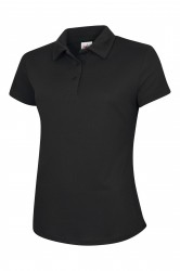 Uneek UC126 Ladies Ultra Cool Poloshirt image