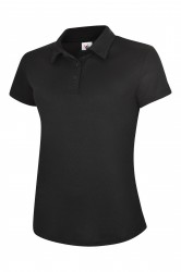 Uneek UC128 Ladies Super Cool Workwear Poloshirt image