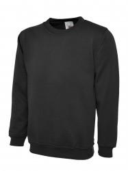 Image 3 of Uneek UC201 Premium Sweatshirt