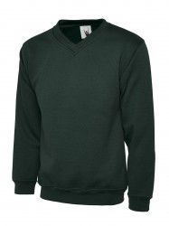 Uneek UC204 Premium V-Neck Sweatshirt image