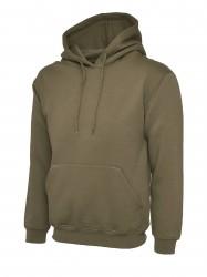 Image 10 of Uneek UC502 Classic Hooded Sweatshirt
