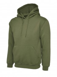 Image 13 of Uneek UC502 Classic Hooded Sweatshirt