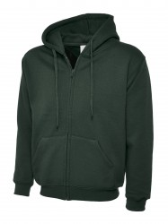 Uneek UC504 Adults Classic Full Zip Hooded Sweatshirt image