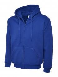 Image 10 of Uneek UC504 Adults Classic Full Zip Hooded Sweatshirt