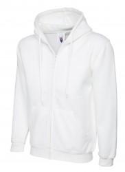 Image 12 of Uneek UC504 Adults Classic Full Zip Hooded Sweatshirt
