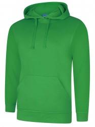 Uneek UC509 Deluxe Hooded Sweatshirt image