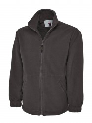 Image 4 of Uneek UC601 Premium Full Zip Micro Fleece Jacket