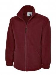 Image 5 of Uneek UC601 Premium Full Zip Micro Fleece Jacket