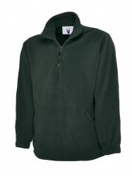Uneek UC602 Premium 1/4 Zip Micro Fleece Jacket image