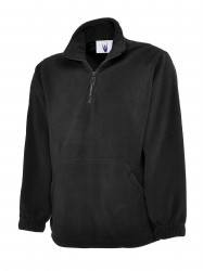 Image 3 of Uneek UC602 Premium 1/4 Zip Micro Fleece Jacket