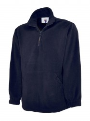 Image 4 of Uneek UC602 Premium 1/4 Zip Micro Fleece Jacket