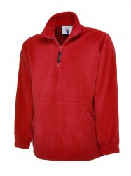 Image 5 of Uneek UC602 Premium 1/4 Zip Micro Fleece Jacket