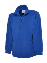 Image 6 of Uneek UC602 Premium 1/4 Zip Micro Fleece Jacket