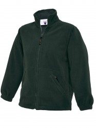 Uneek UC603 Childrens Full Zip Micro Fleece Jacket  image