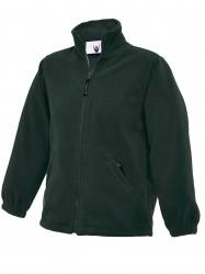 Uneek UC603 Childrens Full Zip Micro Fleece Jacket  image
