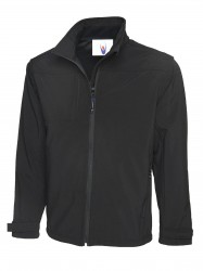 Uneek UC611 Premium Full Zip Soft Shell Jacket image