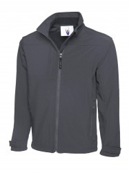 Image 3 of Uneek UC611 Premium Full Zip Soft Shell Jacket