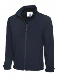 Image 4 of Uneek UC611 Premium Full Zip Soft Shell Jacket