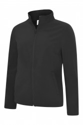 Uneek UC613 Ladies Classic Full Zip Soft Shell Jacket image