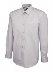 Image 7 of Uneek UC701 Mens Pinpoint Oxford Full Sleeve Shirt