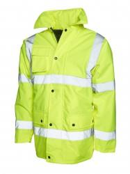 Image 3 of Uneek UC803 Road Safety Jacket