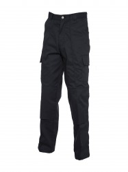 Cargo Trouser with Knee Pad Pockets Long image
