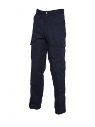 Image 3 of Cargo Trouser with Knee Pad Pockets Long