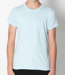 Image 3 of American Apparel Youths Fine Jersey T-Shirt