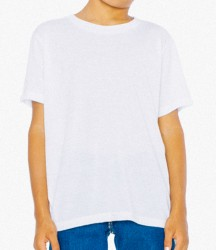 Image 5 of American Apparel Youths Fine Jersey T-Shirt