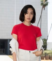 American Apparel Ladies Fine Jersey T-Shirt image