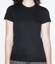 Image 3 of American Apparel Ladies Fine Jersey T-Shirt