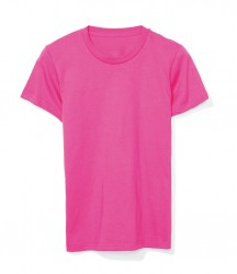 Image 11 of American Apparel Ladies Fine Jersey T-Shirt