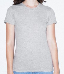 Image 13 of American Apparel Ladies Fine Jersey T-Shirt