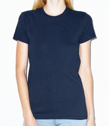 Image 10 of American Apparel Ladies Fine Jersey T-Shirt