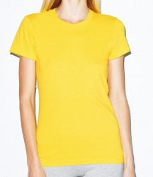 Image 5 of American Apparel Ladies Fine Jersey T-Shirt