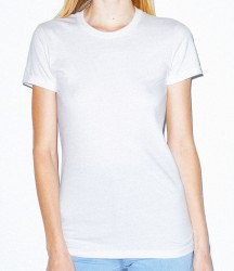 Image 16 of American Apparel Ladies Fine Jersey T-Shirt
