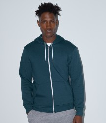 American Apparel Unisex Flex Zip Hooded Sweatshirt image