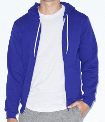 Image 23 of American Apparel Unisex Flex Zip Hooded Sweatshirt