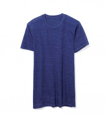 Image 7 of American Apparel Unisex Tri-Blend Track T-Shirt