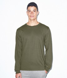 Image 1 of American Apparel Unisex Fine Jersey Long Sleeve T-Shirt