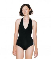 American Apparel Ladies Halter Neck Bodysuit image