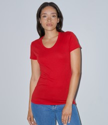 American Apparel Ladies Poly/Cotton T-Shirt image