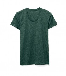 Image 8 of American Apparel Ladies Poly/Cotton T-Shirt