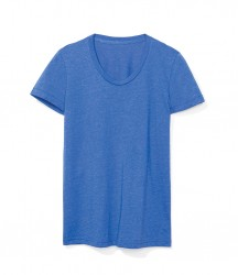 Image 6 of American Apparel Ladies Poly/Cotton T-Shirt
