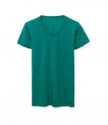 Image 8 of American Apparel Ladies Tri-Blend Track T-Shirt