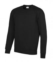 Image 8 of AWDis Academy Raglan Sweatshirt