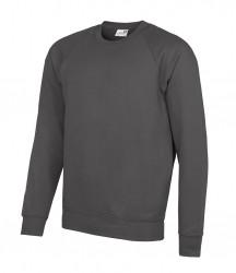 Image 5 of AWDis Academy Raglan Sweatshirt